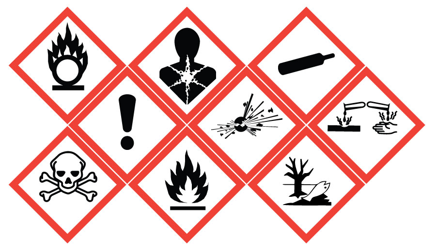 GHS Labeling FAQ: Labeling Hazardous Chemicals