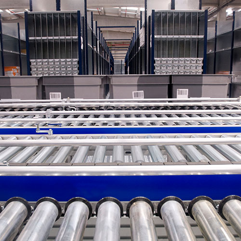 Conveyors & Material Handling