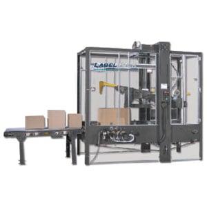 Case Sealer - Automatic Random Box Size