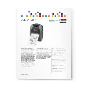 Zebra-Mobile-p4t-datasheet