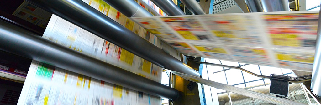 Business Commercial Printing Company