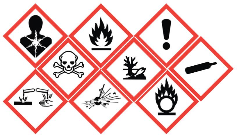GHS Labeling FAQ: Labeling Hazardous Chemicals